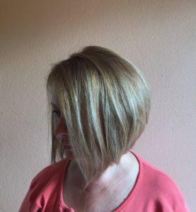 Női Hajvágás - Félhosszú haj